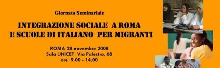 integrazione sociale roma